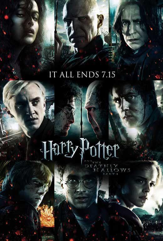 Harry Potter And The Deathly Hallows Part 2 Harry Potter Und Die Heiligtumer Des Todes Teil 2 Harry Potter Poster Heiligtumer Des Todes Harry Potter Bilder