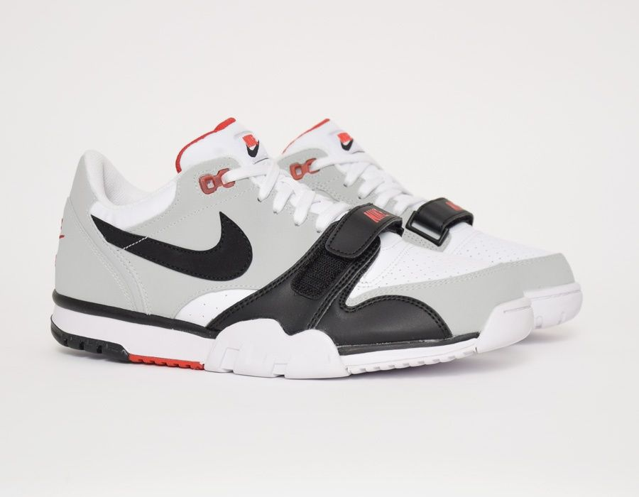 Nike Air Trainer 1 Low ST Chili #sneakers | Sneakers
