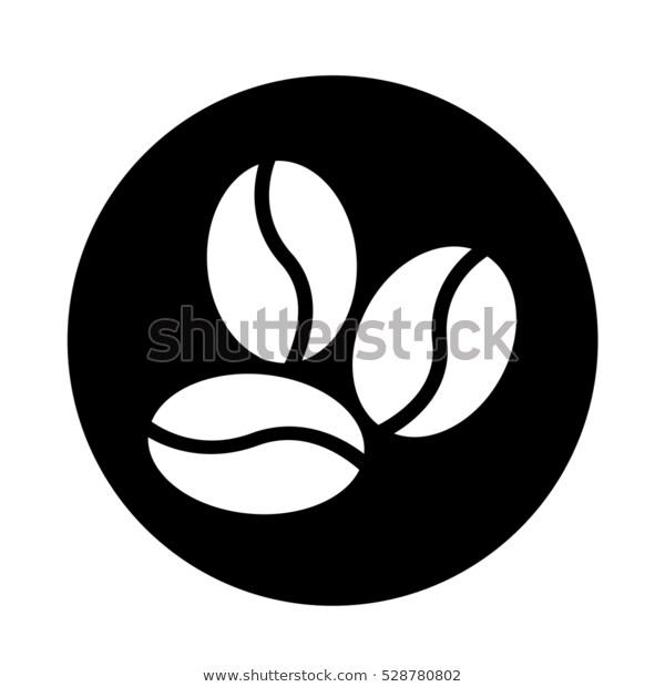Coffee Beans Icon Illustration Design Stock Vector Royalty Free 528780802 Icon Illustration Illustration Design Illustration