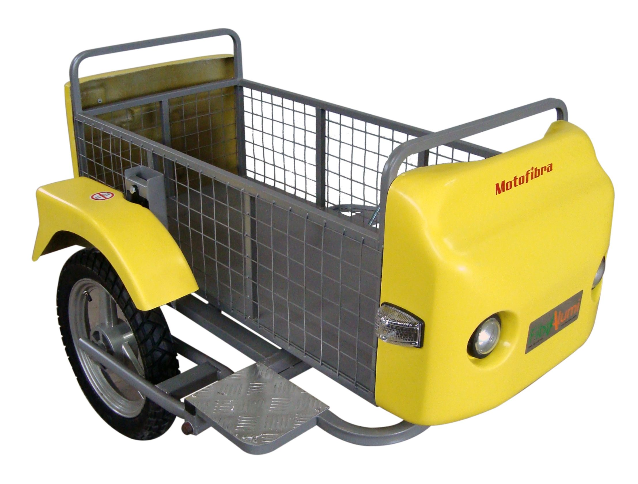 Side Moto Sidecar Carga Triciclo Triciclo Sidecar