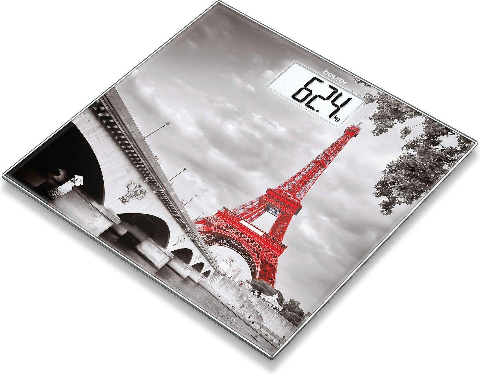 Beurer GS 203 Paris glass bathroom scale | Free Delivery ...