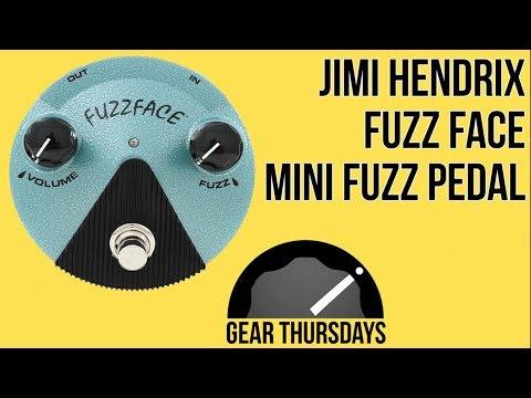 Hendrix Fuzz Face Mini Demo - Cheap Guitar Pedals