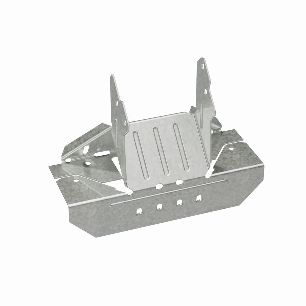 Simpson Strong Tie Vpa Galvanized Variable Pitch Connector For 2 1 2 In Joist In 2019 Engineered Wood Home Depot Frame Layout