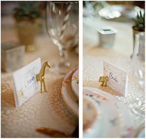 Wedding Escort Card Holders