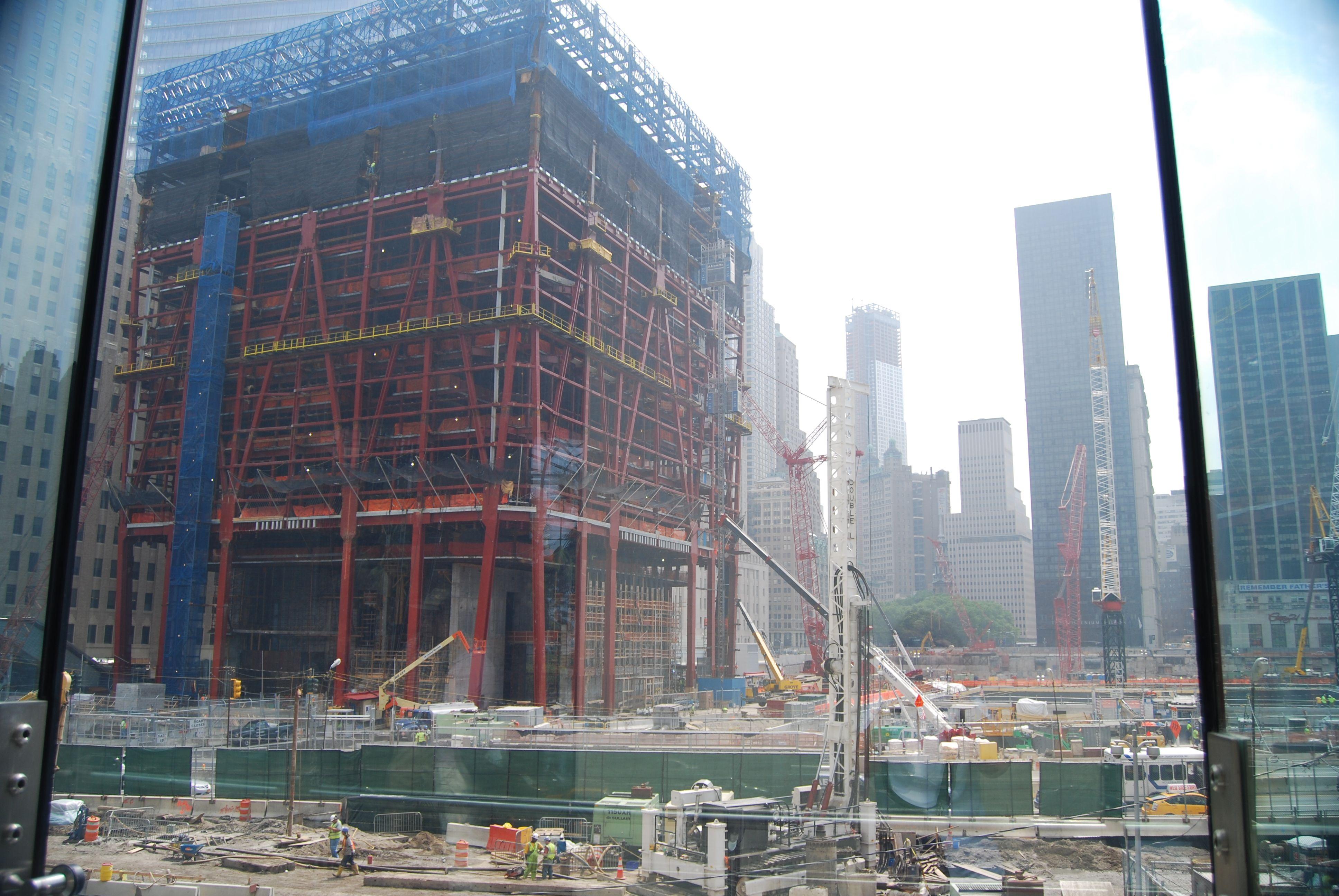 Ground Zero NYC #groundzeronyc
