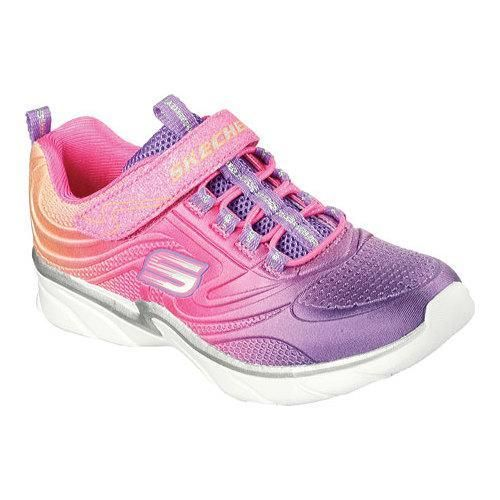 Girls' Skechers Swirly Girl Shine Vibe Sneaker Multi