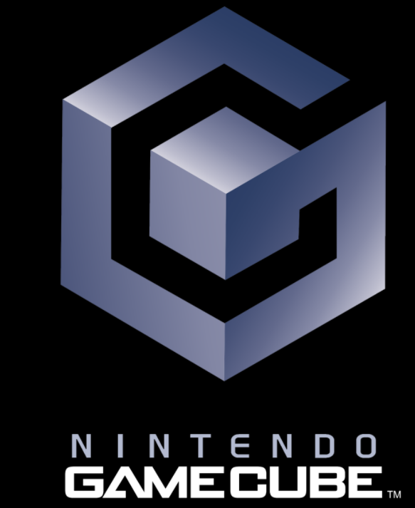 I Think The Gamecube Logo Deserves More Credit It S Actually A Cube Which Forms A G For Gamecube While Forming Another Cube In It Design Sponge Cube Gamecube