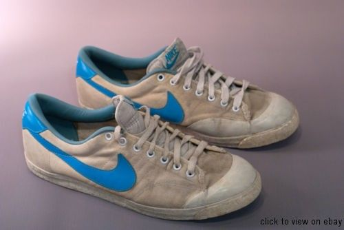a6743df0647a4 Vintage Tennis Max Canvas. I wish Nike would remake these classics.  Athletic shoes today are just too complicated.