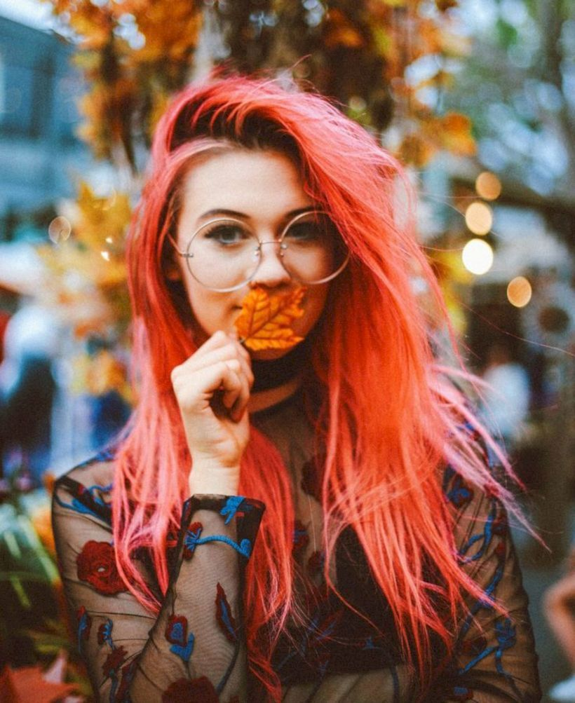 cool hair color ideas to try in pinterest aerobics