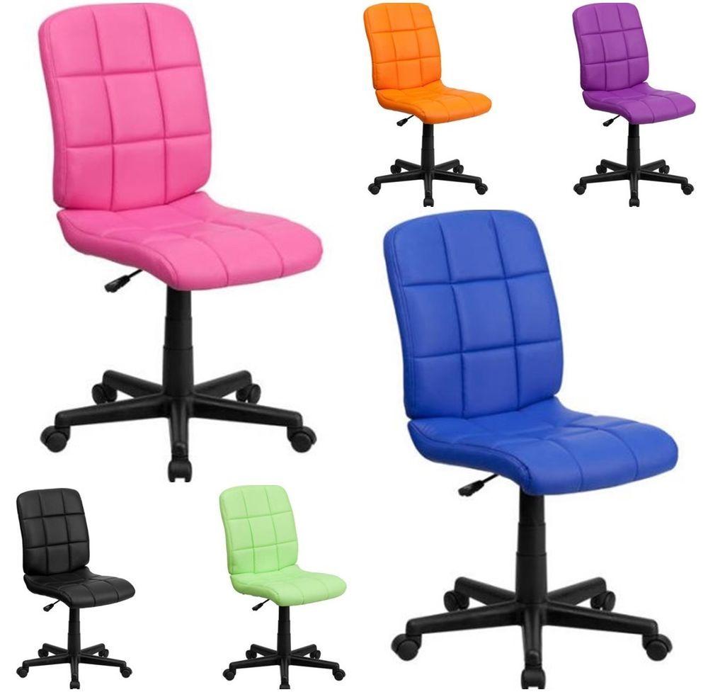 Home bargains bathroom cabinets - Home Bargains Desk Swivel Office Task Chair For Desk Armless Home Business Dorm Furniture Computer