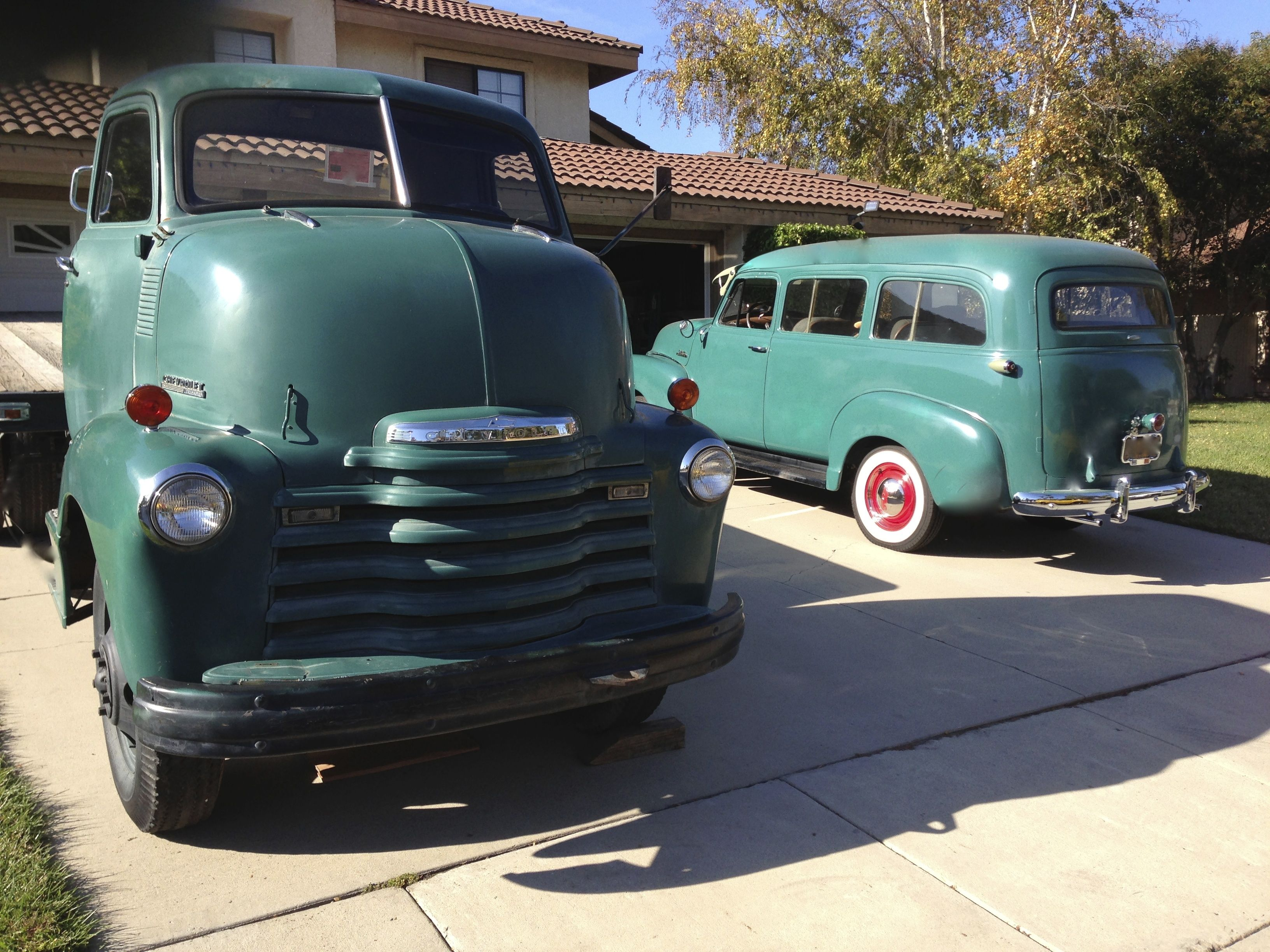 1948 chevy coe and 1951 gmc suburban nice hoouse sealingsandexpungements com 888