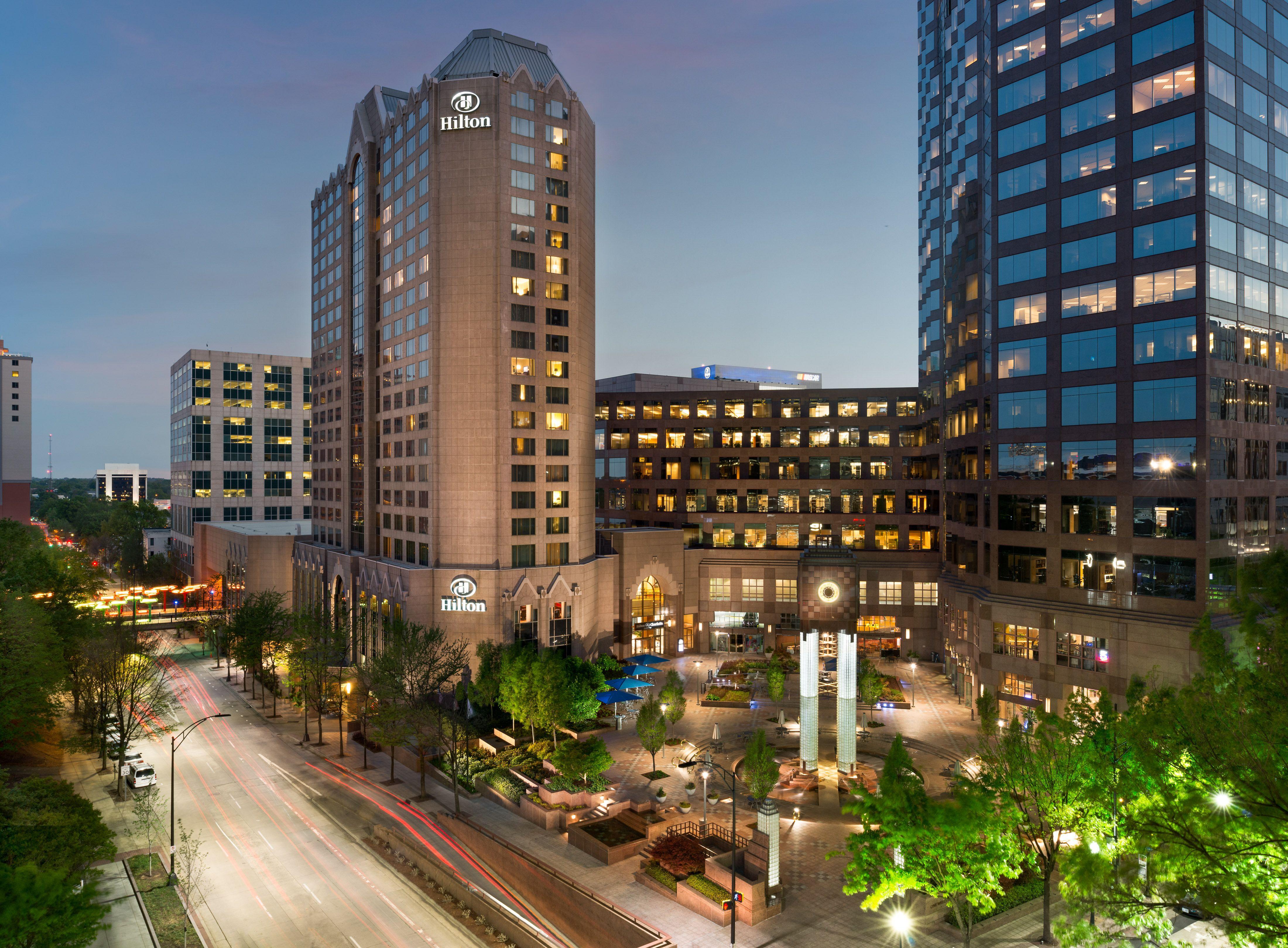 Hilton Charlotte Center City in Charlotte, NC | Hilton Charlotte ...