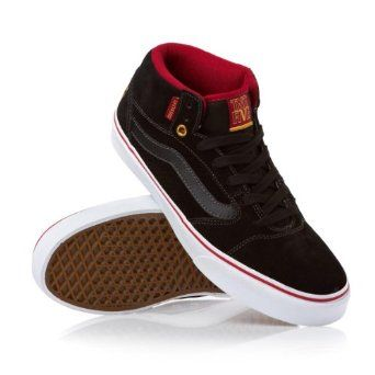 da551109daa128 Vans TNT 5 Mid Shoes - Spitfire Black Gold  69.95  shoes  cheap vans shoes   cheap shoes  vans shoes