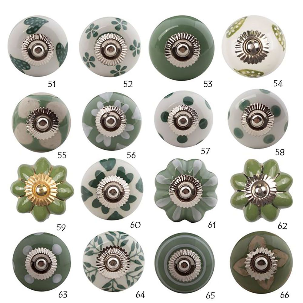 Mobelknopf Porzellan Mobelknauf Schubladen Grun Keramik Vintage Shabby Chic 40mm Ebay Mobelknauf Schubladen Mobelknopfe Keramik