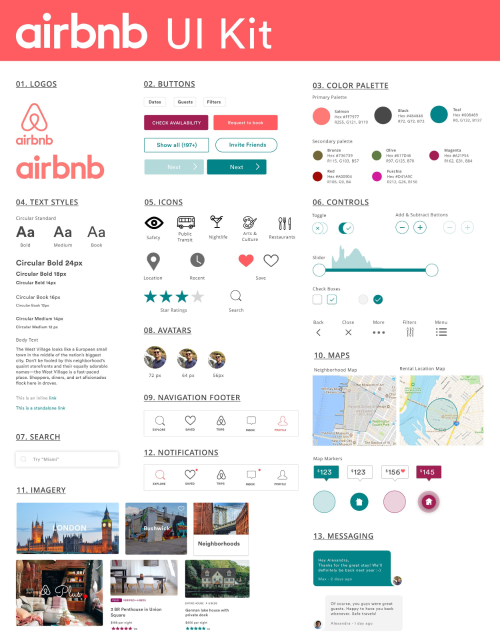 Airbnb Style Guide Google Search In 2020 Airbnb Design Web Design Airbnb App