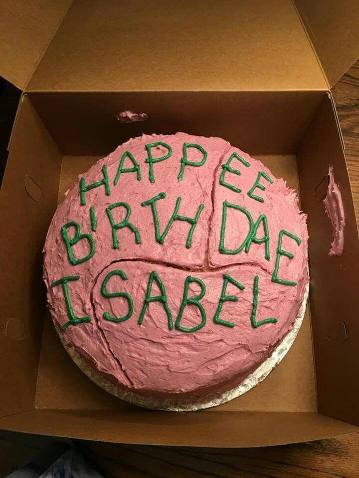 Harry Potter Hagrid Birthday Cake Owens Bdays Pinterest Cake