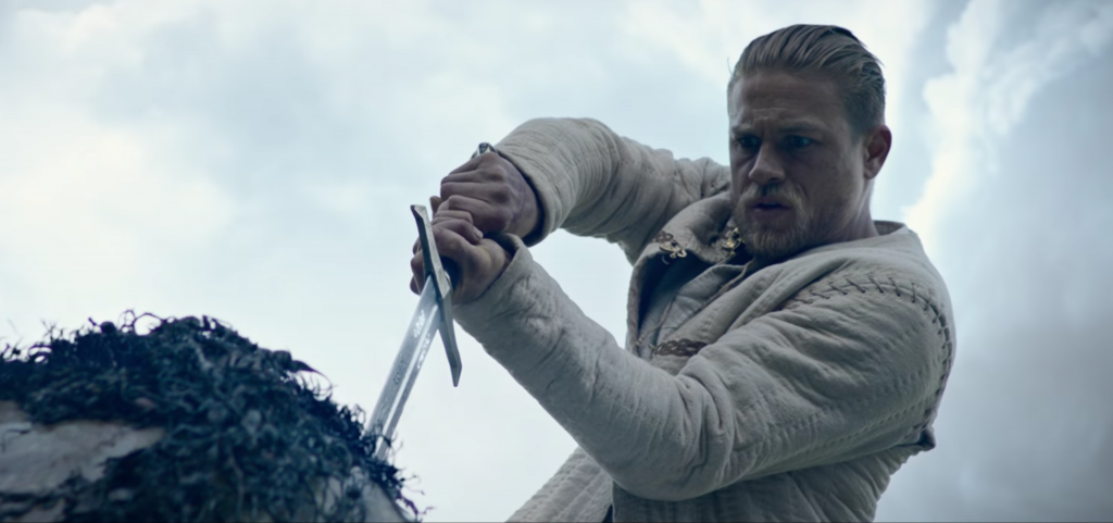King Arthur: Legend of the Sword gets a trailer. Watch it here