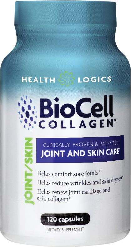 New label, same great BioCell Collagen
