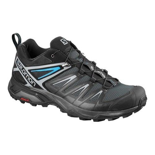 Men's Salomon X Ultra 3 Hiking Shoe - Phantom Hiking Shoes #hikingtrails