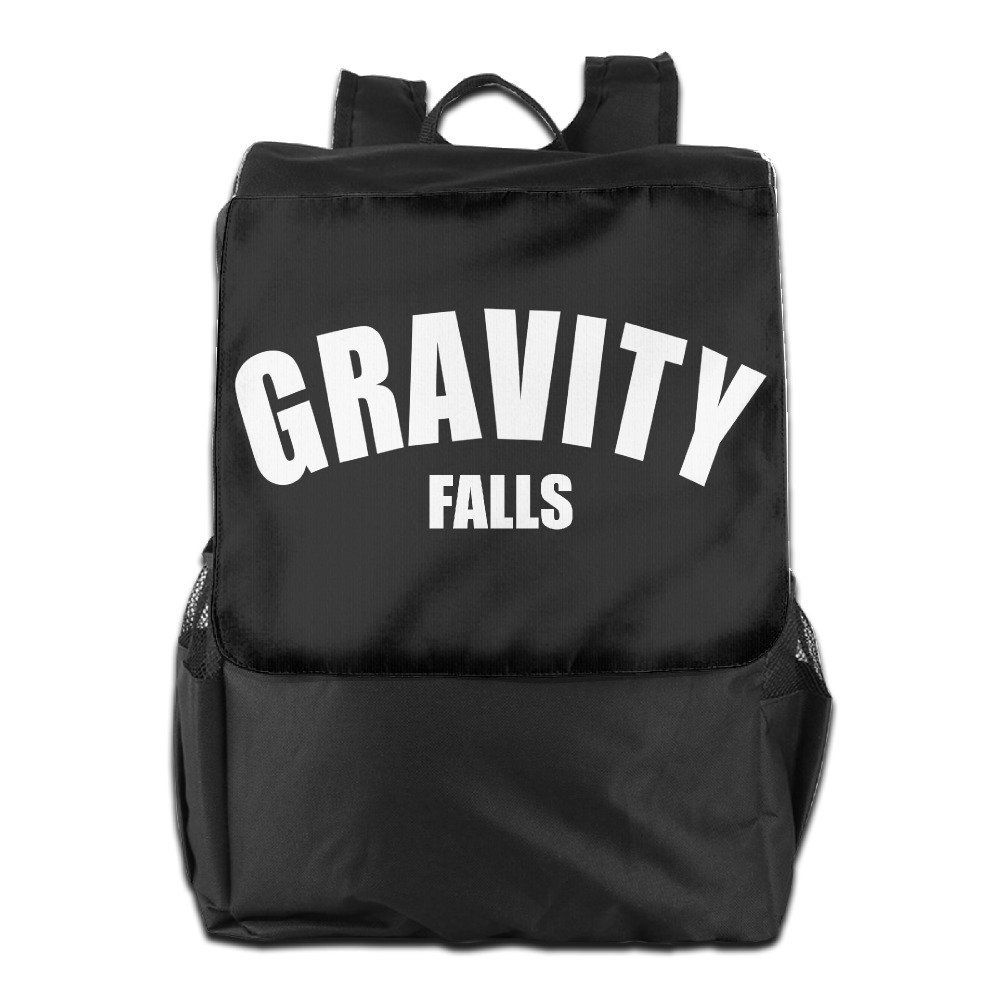 YLS Gravity Animated Falls Leisure Shoulders Backpack Bag Sale 50%. Now only $ #gravityanimation