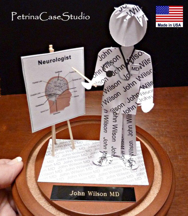 Neurologist Business card Sculpture Design by PetrinaCaseStudio ...