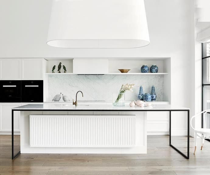See how these top interior designers experiment with fresh ideas to create nine very inidual yet equally luxurious kitchens that function as the hub of also rh pinterest