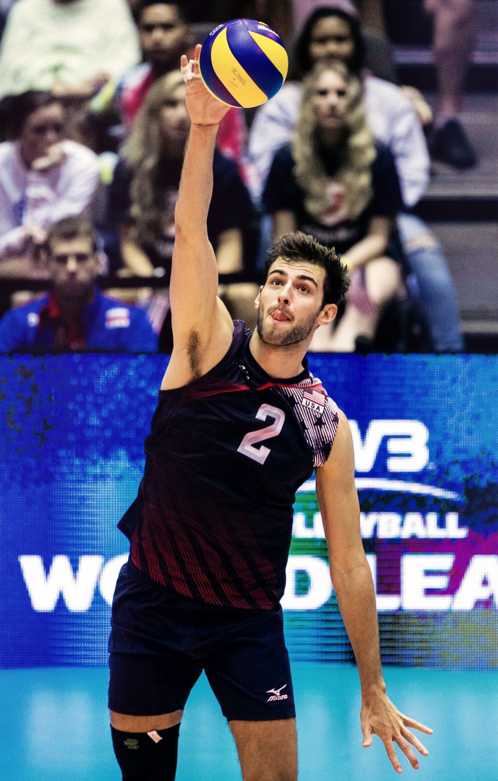Cichypit Usa Volleyball Team Mens Volleyball Volleyball Uniforms