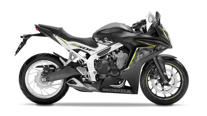 CBR650F Specifications | Sports Motorcycles | Honda UK