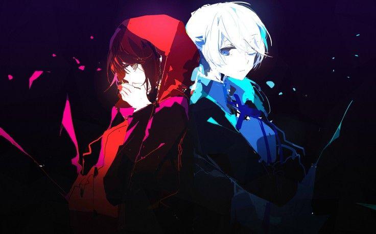 Anime Girls Rwby Weiss Schnee Ruby Rose Anime Hd Wallpaper Desktop Background Rwby Anime Rwby Wallpaper Rwby