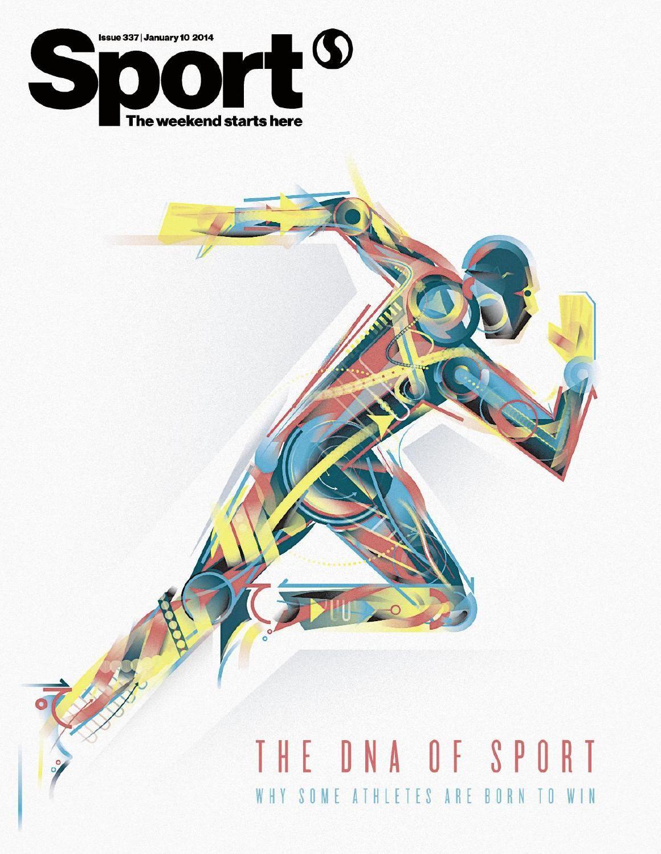 Sport magazine 337 Sports magazine, Sports magazine