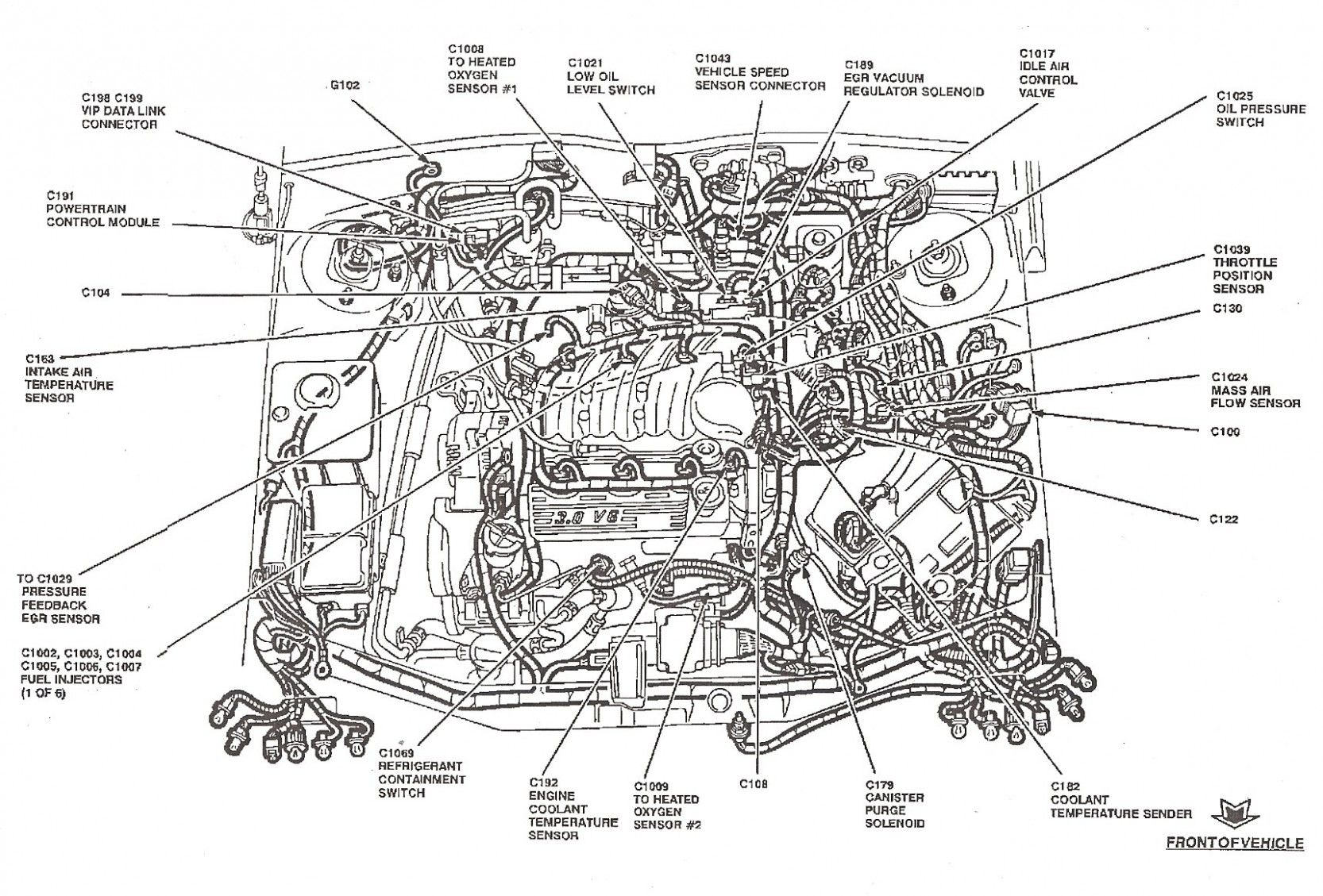 1972 Oldsmobile Cutlass Engine Diagram
