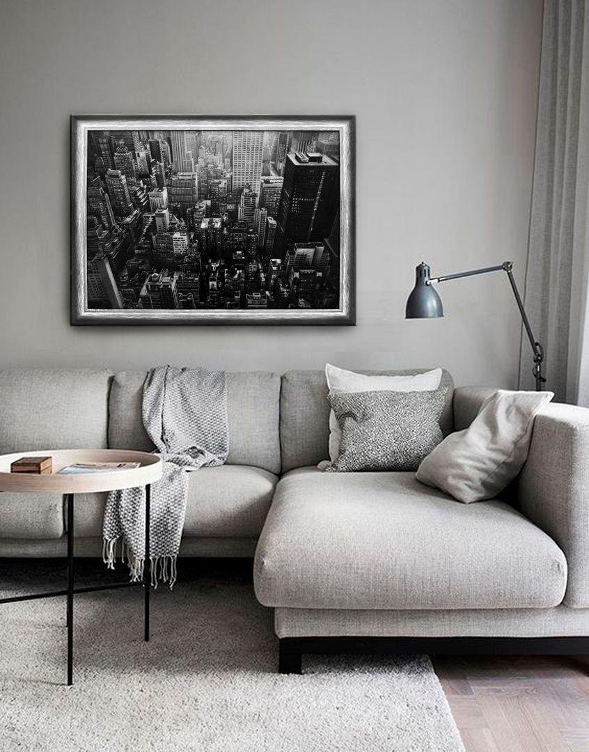 I can offer Original Oil Painting Manhattan New York Cityscape on