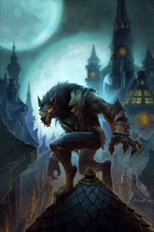 Worgen (World of Warcraft WoW)