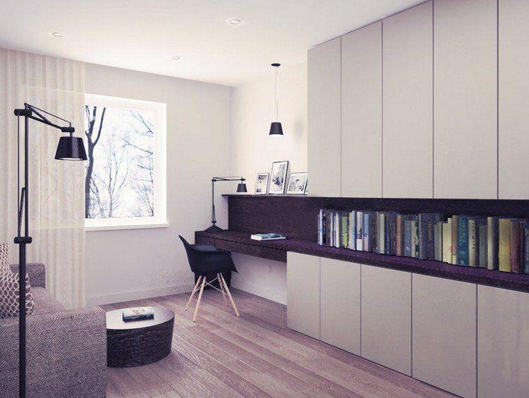 Aménagement Bureau À Domicile aménagement bureau à la maison en 52 idées décoratives superbes