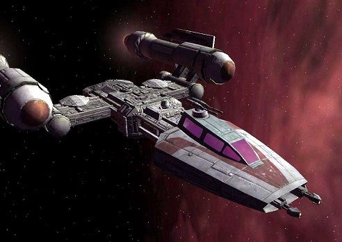 Y - Wing Reconnaissance Starfighter