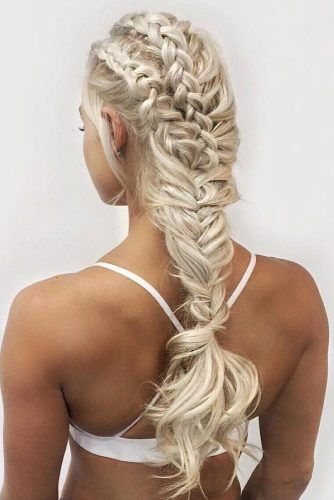Different Hairstyles For Long Hair Adorable 24 Braided Hairstyles For Long Hair To Your Exceptional Taste