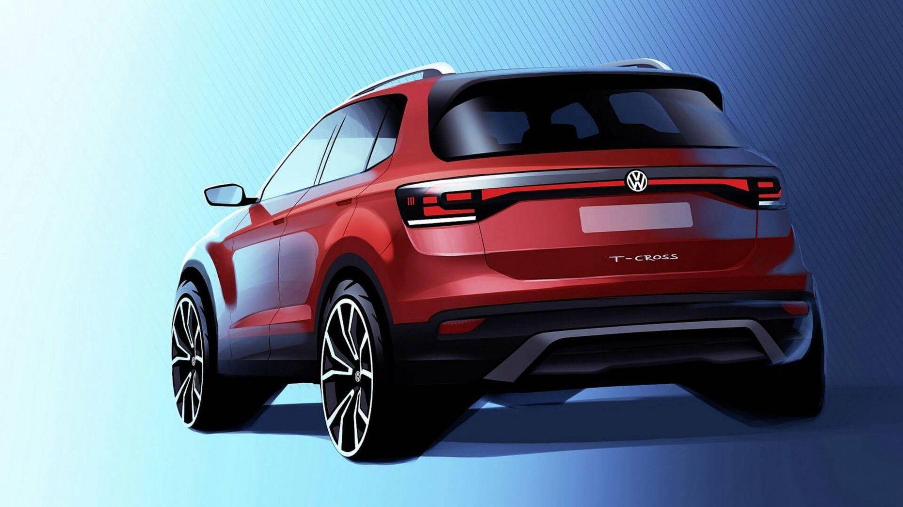 2020 Volkswagen Crossover In 2020 Volkswagen Upcoming Cars Volkswagen Touareg