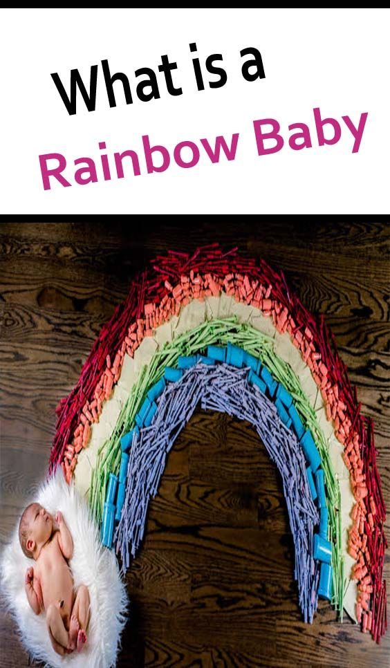 What Is A Rainbow Baby in 2020   Rainbow baby, Rainbow ...