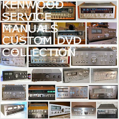 Details About Kenwood Service Manuals Owners Schematics