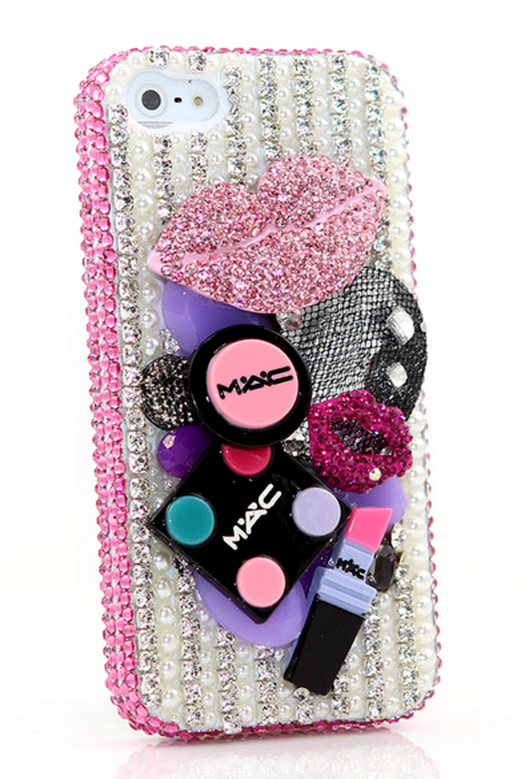 Miss MakeUp Design (style 759) Bling phone cases, Diy