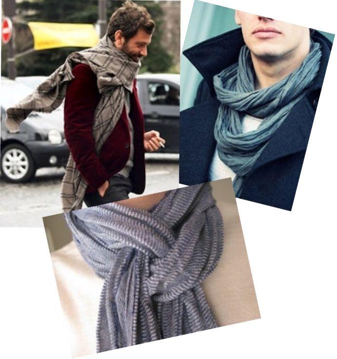 3ab769879 HOMBRES: bufandas y pashminas Pañuelos Para Hombre, Bufandas Para Hombre,  Vestidos De Un