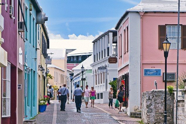 Travel Back in Time to the Historical Town of St. George's | Bermuda  island, Bermuda travel, Bermuda vacations