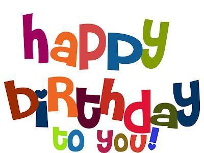 Happy Birtday To You Birtday Pinterest Happy Birthday