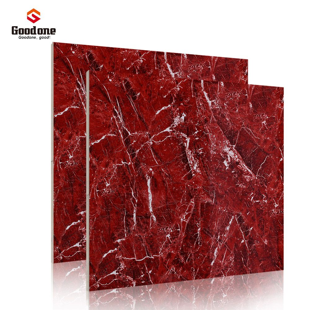 Red Marble Floor Tile In 2020