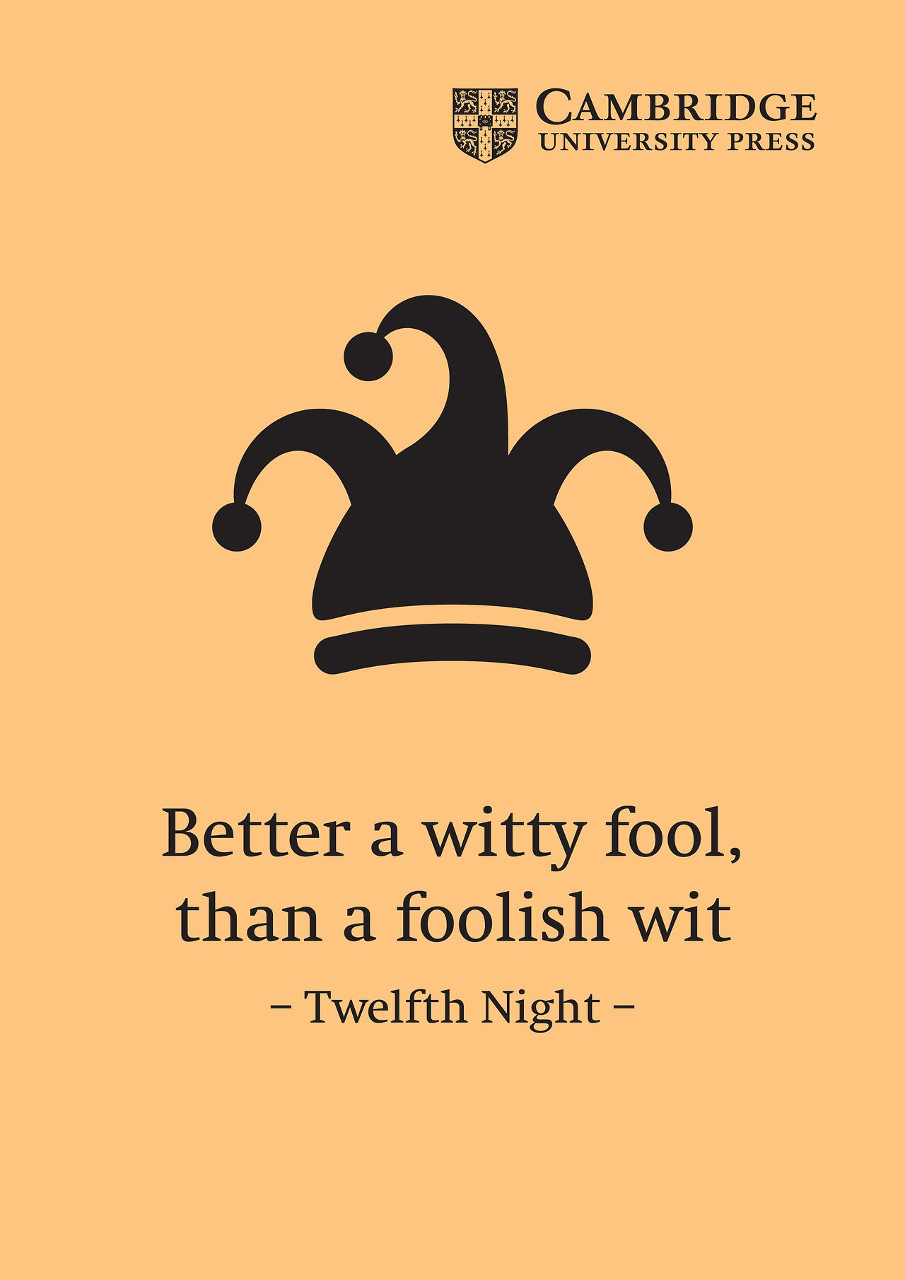 Shakespeare From Cambridge Twelfth Night Quotes Literary Quotes Funny Quotes