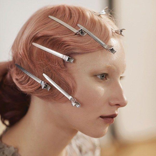 10 puntas de onda con los dedos para Flappers – Behindthechair.com  – Peinados