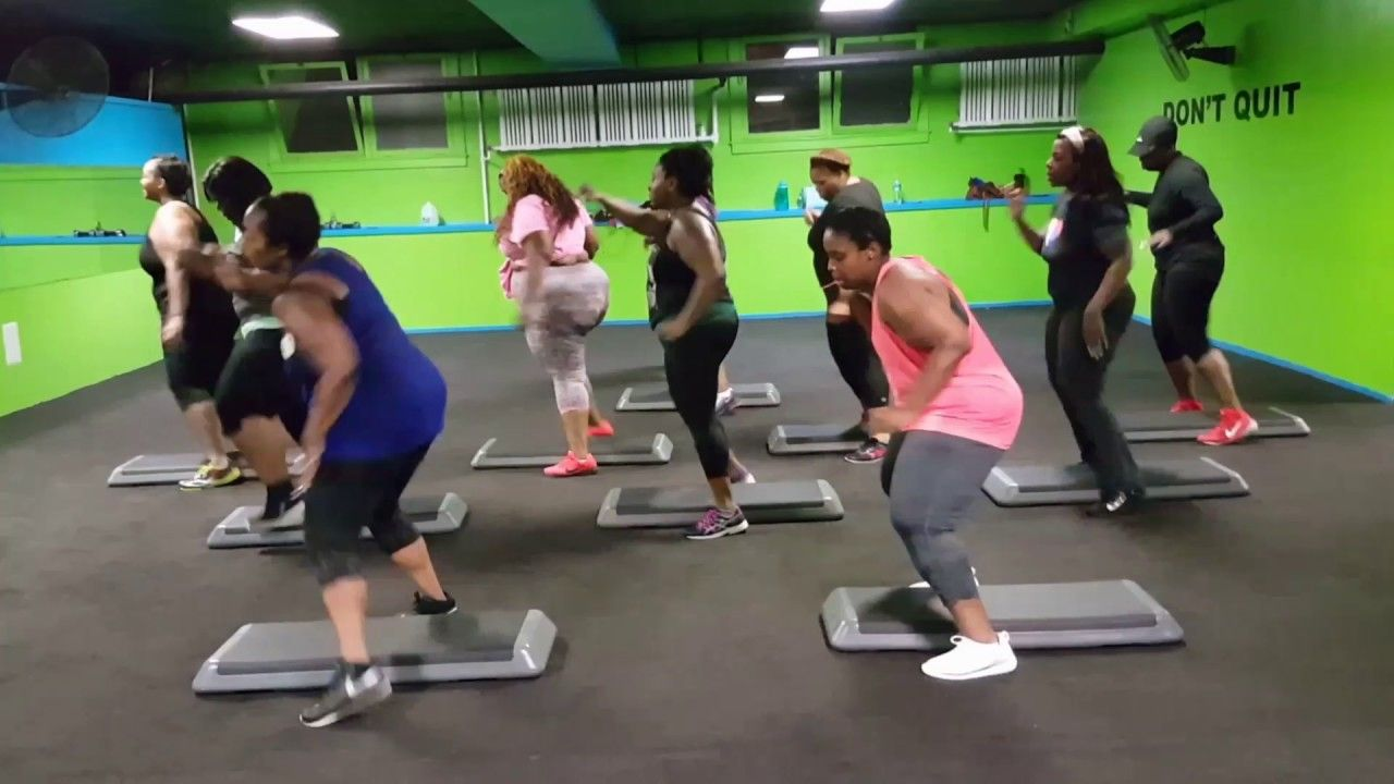 Xtreme Hip Hop With Phil Formation Xhh Step Workout Workout