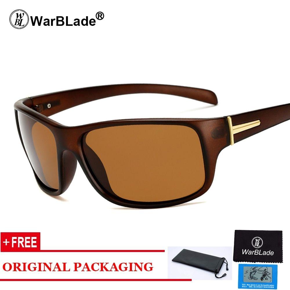 2018 Luxury Brand Polarized Sunglasses Men Top Quality