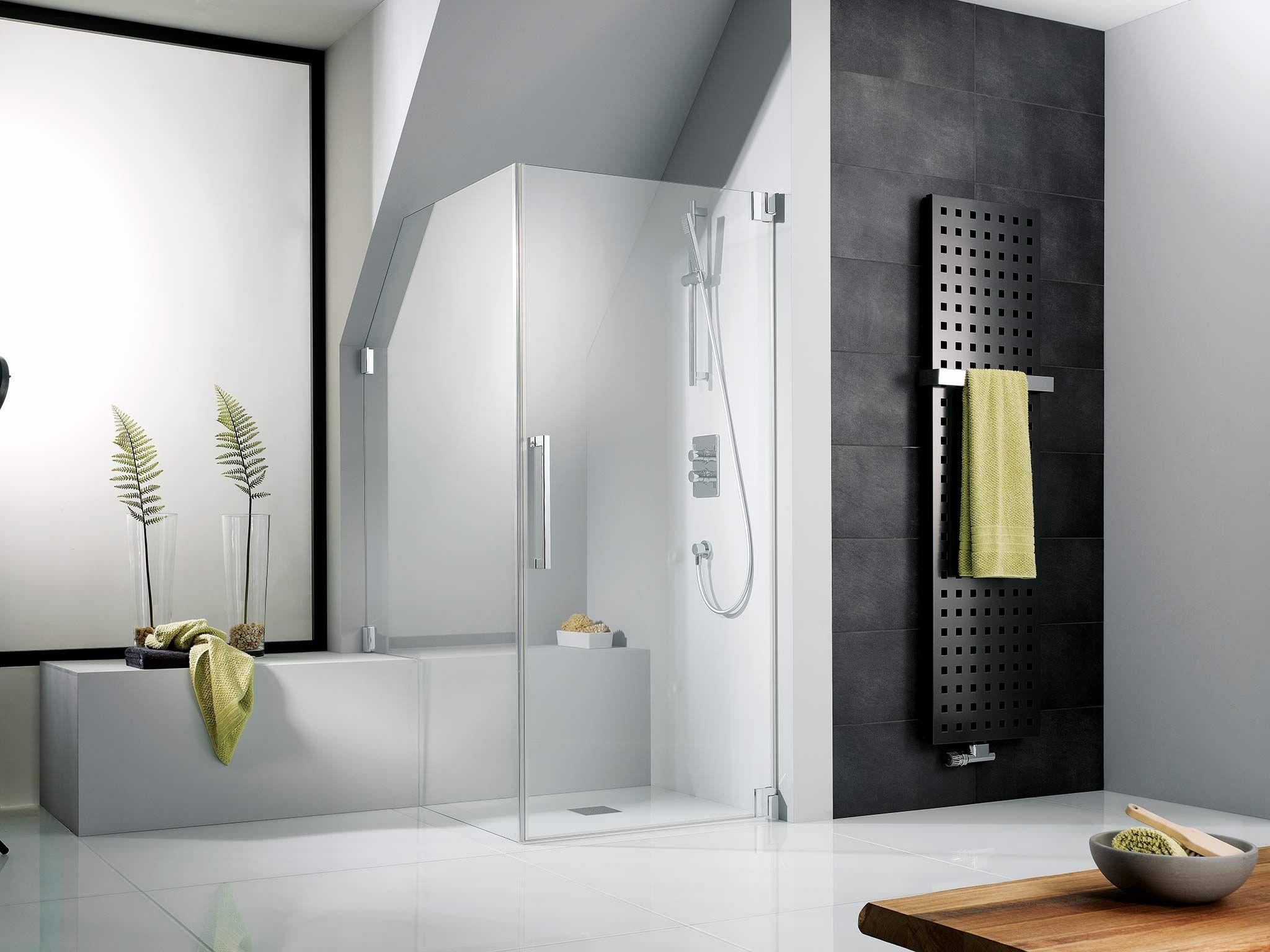 Duschkabine Glas HSK kreiert edle Duschen aus Echtglas in