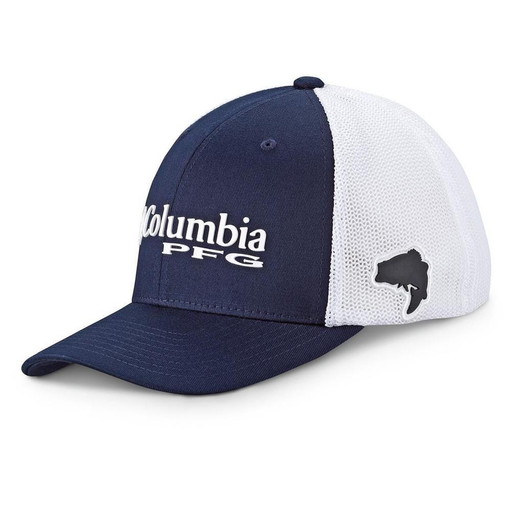8924bb71 COLUMBIA SPORTSWEAR UNISEX PFG MESH BALL CAP CU9495-464 NEW ...